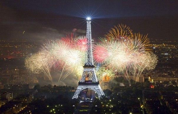 новый год в париже из казани
