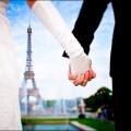 День всех влюбленных в романтичном Париже