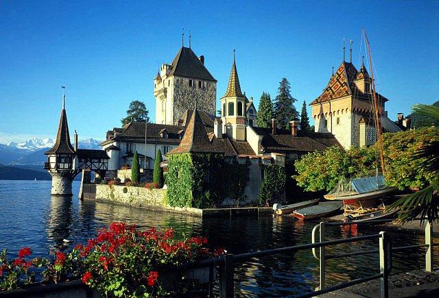швейцария из Казани