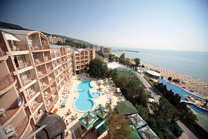 болгария отель Luna