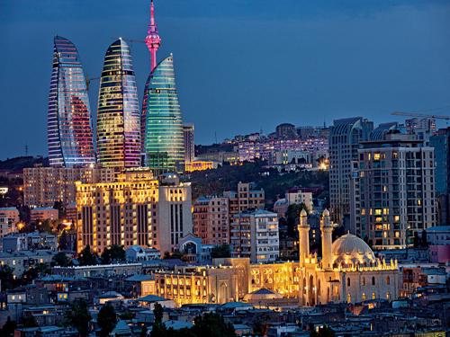 Баку туры