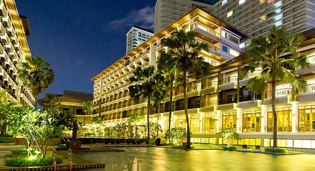 паттайя отель 5