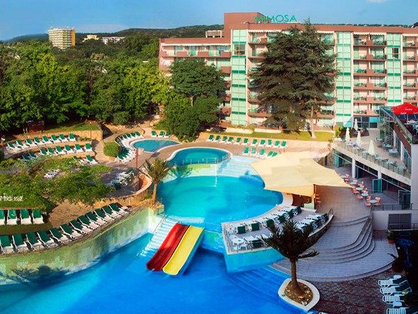 болгария отель мимоза