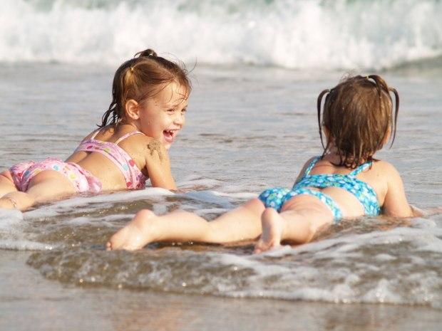 отдых с детьми на море (2)