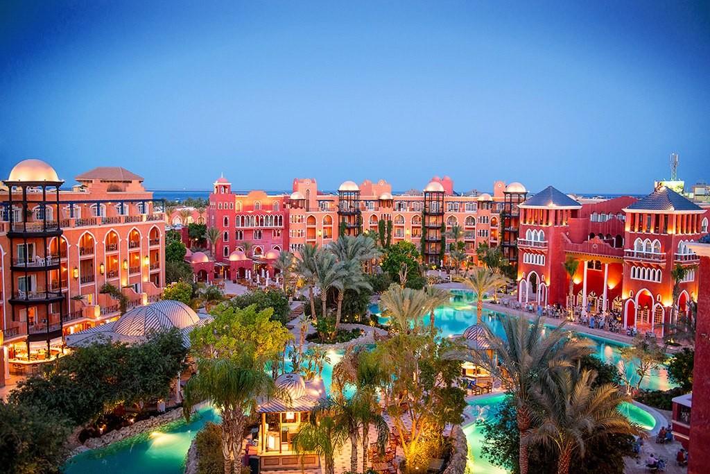 египет гранд отель хургада
