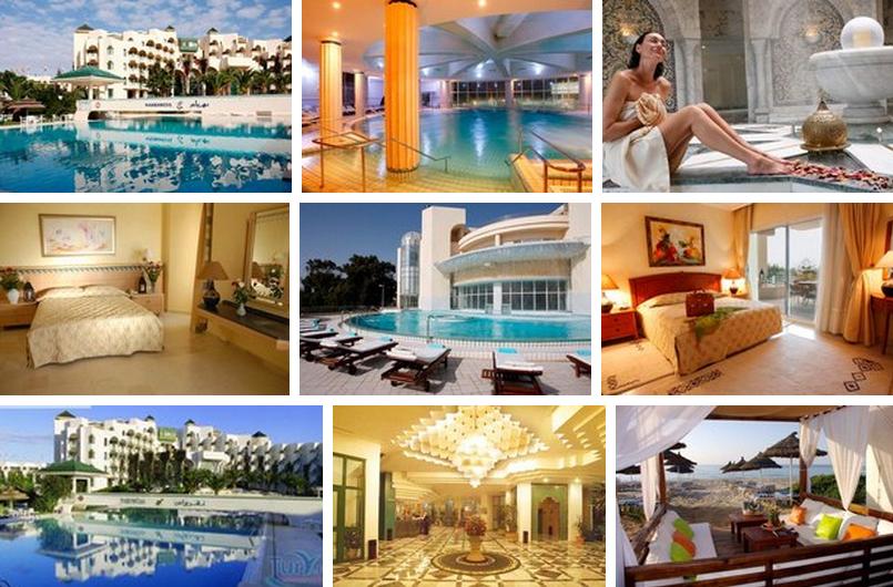 тунис отель нахравес