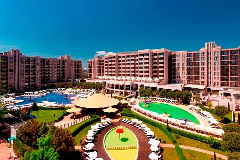 Barcelo Royal Beach болгария
