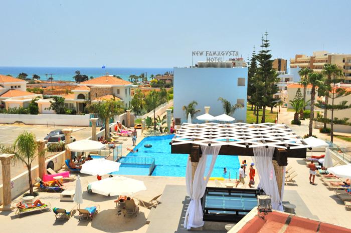 кипр Бюджетные отели Кипра с хорошими отзывами