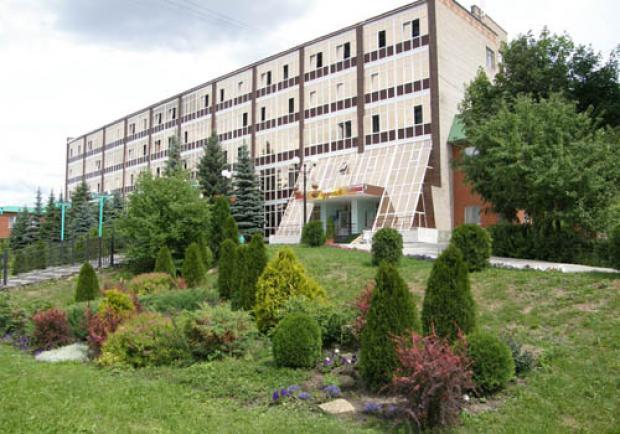 санаторий бакирово