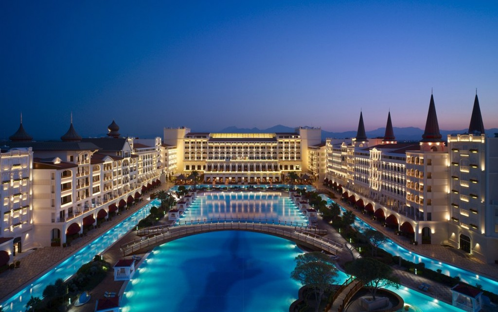 Mardan Palace Antalya турция