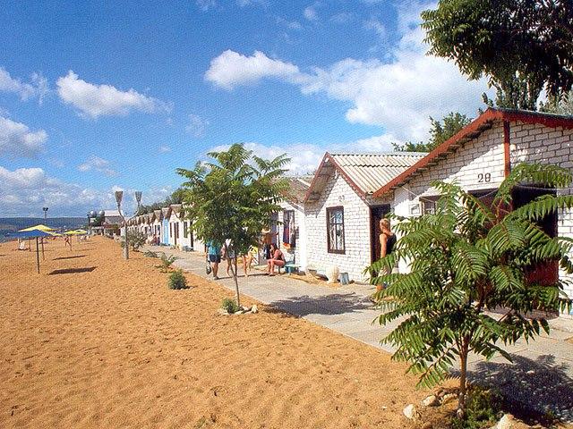 крым золотой пляж 4