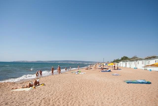 крым золотой пляж 6