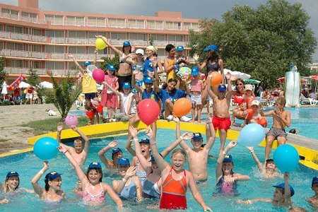 Детский лагерь Happy Land болгария 4