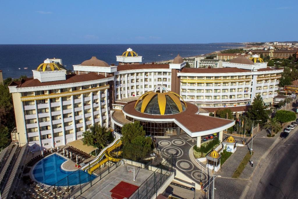 Side Alegria Hotel 5 турция