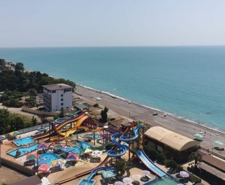 Гранд отель Абхазия 1
